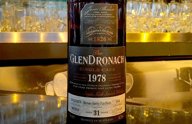 グレンドロナック1978 31年