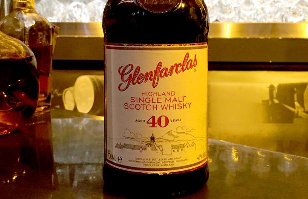 グレンファークラス 40年