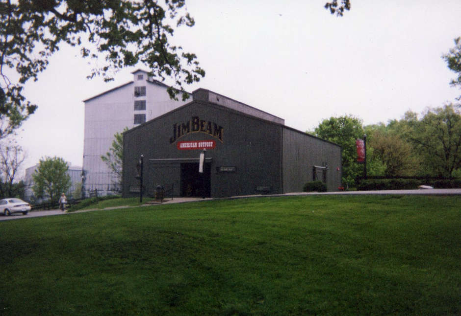 2006年10月 ケンタッキー州・テネシー州のアメリカンウイスキー蒸留所へ